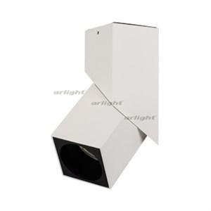 Светильник SP-TWIST-SURFACE-S60x60-12W Warm3000 (WH-BK, 30 deg) (Arlight, IP40 Металл, 3 года)