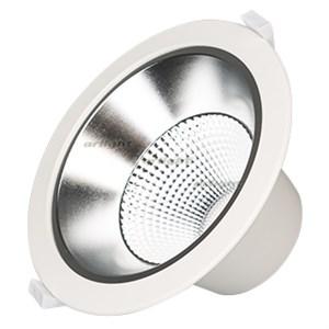 Светильник LTD-LEGEND-R115-10W Day4000 (WH, 50 deg) (ARL, IP20 Металл, 3 года)