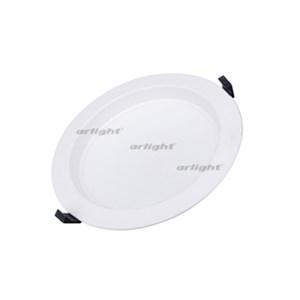 Светильник IM-CYCLONE-R280-40W White6000 (WH, 90 deg) (ARL, IP40 Металл, 3 года)