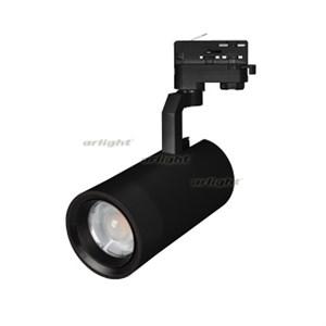 Светильник LGD-GELIOS-4TR-R95-40W Day4000 (BK, 20-60 deg, 230V) (arlight, IP20 Металл, 3 года)