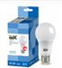Лампа светодиодная A60 шар 20Вт 230В 6500К E27 IEK - фото 55616