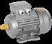 Электродвигатель асинхронный трехфазный АИС 90LB2 380В 3кВт 3000об/мин 1081 DRIVE IEK - фото 58305