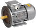 Электродвигатель асинхронный трехфазный АИР 80B8 380В 0,55кВт 750об/мин 2081 DRIVE IEK - фото 59826