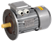 Электродвигатель асинхронный трехфазный АИР 80B2 380В 2,2кВт 3000об/мин 3081 DRIVE IEK - фото 59849