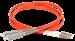 ITK Оптический коммутационный соединительный шнур (патч-корд), MM, 50/125 (OM2), SC/UPC-LC/UPC, (Duplex), 3м - фото 59930