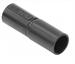 Муфта труба-труба GI16G черная IEK - фото 62050