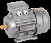 Электродвигатель асинхронный трехфазный АИС 56B4 380В 0,09кВт 1500об/мин 1081 DRIVE IEK - фото 62065