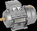 Электродвигатель асинхронный трехфазный АИС 63A4 380В 0,12кВт 1500об/мин 1081 DRIVE IEK - фото 62066
