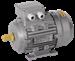 Электродвигатель асинхронный трехфазный АИС 80А2 380В 0,75кВт 3000об/мин 1081 DRIVE IEK - фото 62074