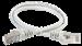 ITK Коммутационный шнур (патч-корд) кат.5E FTP LSZH 5м серый - фото 62208