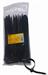 Хомут кабельный Хкн 3,6х200мм нейлон черный (100шт) IEK - фото 62672